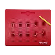 Magnetic table Magpad - Red - BIG 714 balls - Board