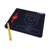 Magnetic drawing board Magpad - black - 380 balls - Board