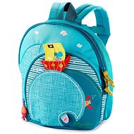 Lilliputiens - Children's backpack with a pirate ship - Backpack