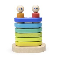 Magnetic floating stacking toy TEGU - Wooden Toy