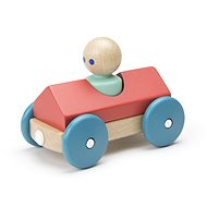 Magnetic toy car TEGU - Poppy Racer - Wooden Toy