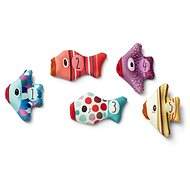 Lilliputiens - Goldfish - finger puppets in the water - Water Toy