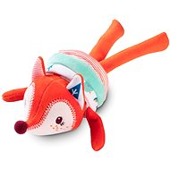 Lilliputiens - Alice the Fox - Vibrating toy - Baby Rattle & Teether
