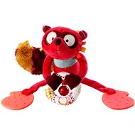 Lilliputiens - Lemur Georges - rattle and teether - Baby Rattle & Teether