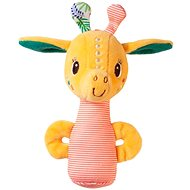 Lilliputiens - Zia Giraffe - Small Rattle - Baby Rattle & Teether