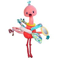 Lilliputiens - Flamingo Anais - Rattle - Baby Rattle & Teether
