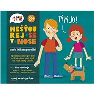 4bambini Don't poke your nose - a new generation - Board Game