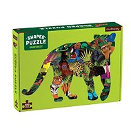 Shaped puzzles - Rainforest (300 pcs) - Puzzle