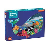 Shaped puzzles - Life in the ocean (300 pcs) - Puzzle