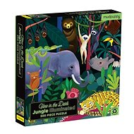Glowing Puzzle - Jungle (500 pcs) - Puzzle