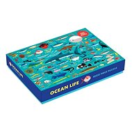 Puzzle - Life in the ocean (1000 pcs) - Puzzle