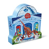 Puzzle Day at the Museum - Dinosaurs (48 pcs) - Puzzle