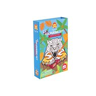 3D Colouring Sets / Wild Animals - Colouring Book