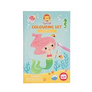 Colouring Sets / Mermaids - Colouring Book