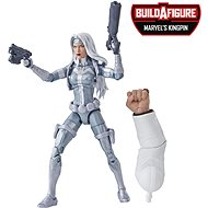 Spiderman Collector's Line: Legends Silver Sable - Figure