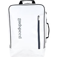 TopBags Discoverer City White Backpack