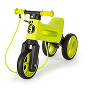 Neon Funny Wheels 2in1 green - Balance Bike/Ride-on