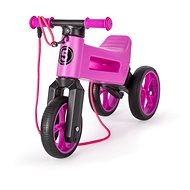 Neon Funny Wheels 2in1 pink - Balance Bike/Ride-on