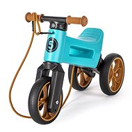 Ride-On FUNNY WHEELS Rider SuperSport Turquoise 2in1 - Balance Bike/Ride-on