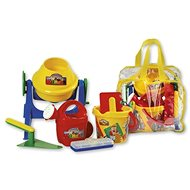 Androni Sand mixer with accessories in a travel bag