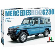 Model Kit car 3640 - Mercedes Benz G230