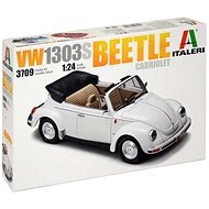 Model Kit car 3709 - Vw1303S Beetle Cabriolet
