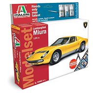 Model Set car 72002 - Lamborghini Miura