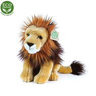 Rappa plush lion sitting, 18 cm, ECO-FRIENDLY
