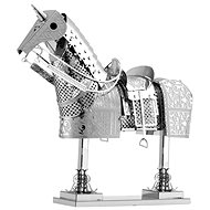 Metal Earth 3D puzzle Horse armor