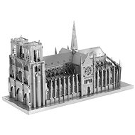 Metal Earth 3D puzzle Notre-Dame Cathedral (ICONX) - 3D Puzzle