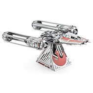 Metal Earth 3D puzzle Star Wars: Zorii's Y-Wing Fighter - 3D puzzle