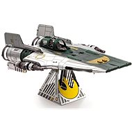 Metal Earth 3D puzzle Star Wars: Resistance A-Wing Fighter - 3D Puzzle