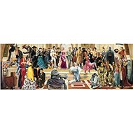 Schmidt Panoramic Puzzle of 100 Years of Film 1000 pieces - Puzzle