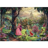Schmidt Puzzle Sleeping Beauty 1000 pieces - Puzzle