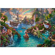 Schmidt Puzzle Peter Pan 1000 pieces - Puzzle