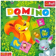 Trefl Domino Cheerful animals - Domino
