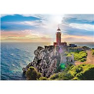 Trefl Puzzle Melagavi Lighthouse, Greece 1000 pieces - Puzzle