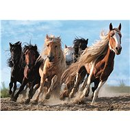 Trefl Puzzle Galloping horses 1000 pieces