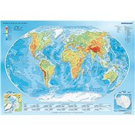 Trefl Puzzle World map 1000 pieces - Puzzle