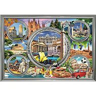 Trefl Puzzle Holiday in Italy 1000 pieces - Puzzle