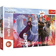 Trefl Puzzle Ice Kingdom 2: Journey to the Adventure of 260 pieces - Puzzle