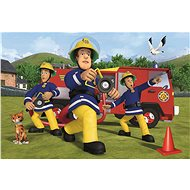Hit Puzzle Firefighter Sam: In action MAXI 24 pieces