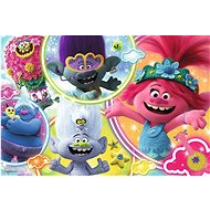 Trefl Puzzle Trolls 2: Our music world MAXI 24 pieces - Puzzle