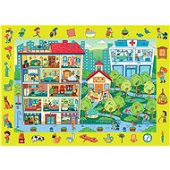 Trefl Puzzle with image search Housing estate 70 pieces - Puzzle