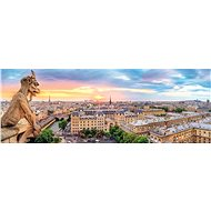 Trefl Panoramic puzzle View from Notre-Dame Cathedral 1000 pieces - Puzzle