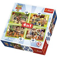 Trefl Puzzle Toy Story 4: Toy Story 4in1 (35,48,54,70 pieces)