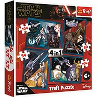 Star Wars: The Rise of Skywalker 4in1 Puzzle (54,80,104,104 pieces)