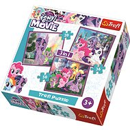 Trefl Puzzle My Little Pony Film 3in1 (20,36,50 pieces) - Puzzle