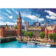 Trefl Puzzle Sunny day in London 500 pieces - Puzzle