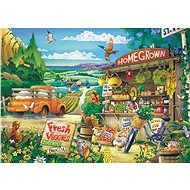 Trefl Puzzle Morning in the countryside 500 pieces - Puzzle